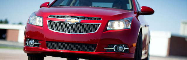 2013 Chevy Cruze Review