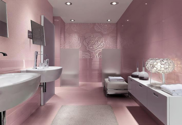 Decoracion Baño Rosado:decoracion – Decoractual – Diseño y Decoración