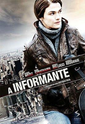 Filme Poster A Informante DVDRip XviD Dual Áudio & RMVB Dublado