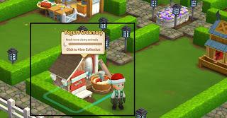 HACK BUILDING YOGURT CREAMERY FARMVILLE 2