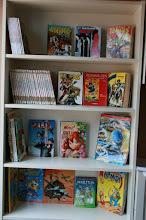 Çizgi Roman Kitaplığımız Büyüyor