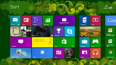 Aktivasi Windows 8 Terbaru 2013