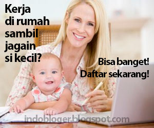 Kerja Online di Rumah