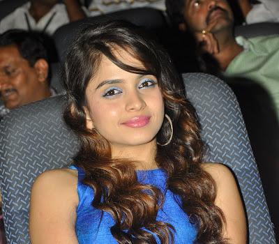 glamorous hot sexy Sheena shahabadi in blue short dress legs new hot pics at action music release
