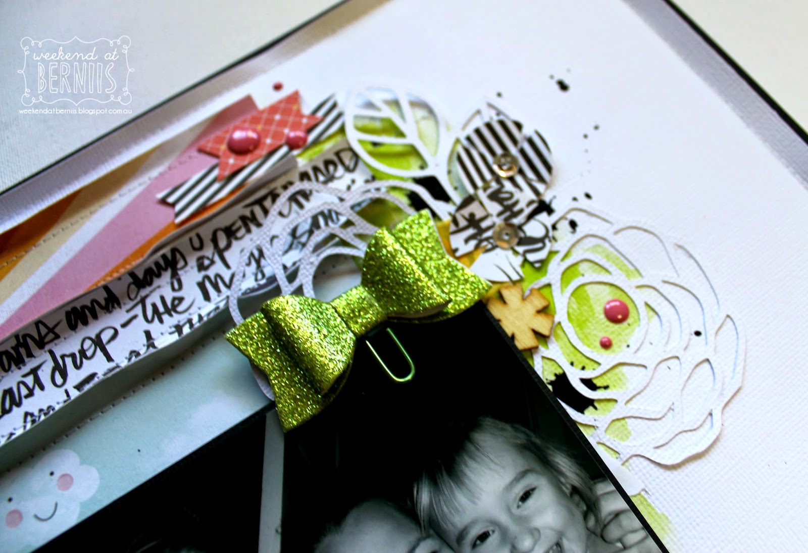 Hello Sunshine layout by Bernii Miller