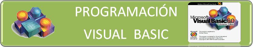 Programacion Visual Basic