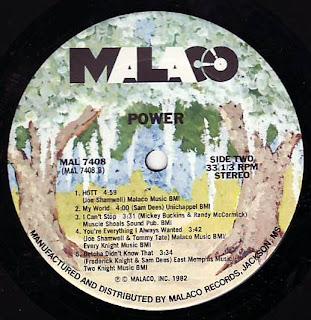 Power - Hott  1982
