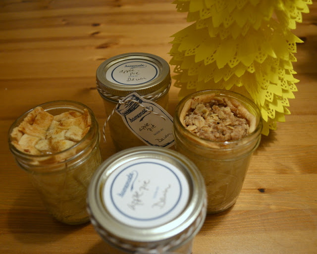 Lucky Leaf Apple Pie In A Jar