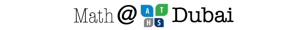 Math @ ATHS Dubai