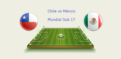 En vivo México vs Chile sub17