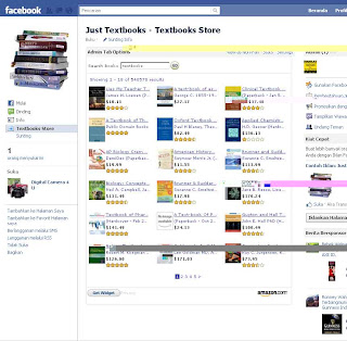 toko online facebook page