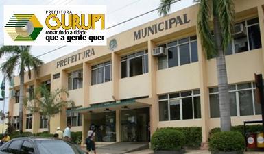 Apostila Prefeitura de Gurupi TO 2016