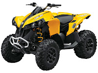 2013 Can-Am Renegade 500 ATV pictures 1