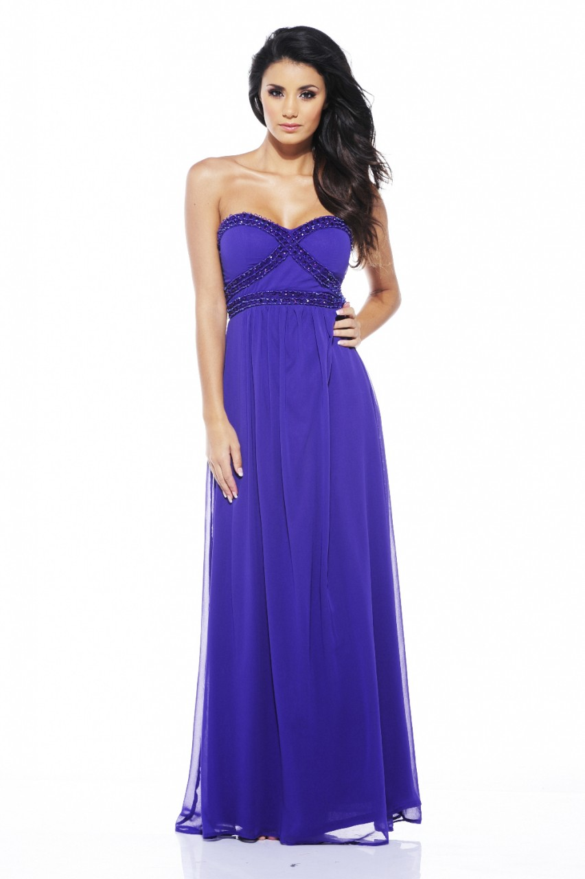 Best Christmas Party Maxi Dresses 2012 | Maxi Dresses With Style