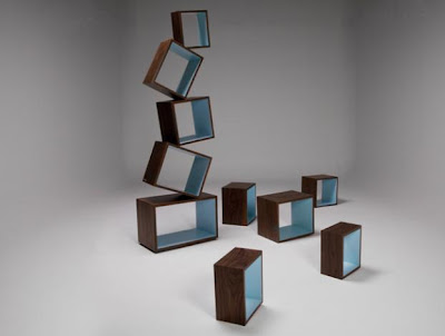 Creative Bookshelves and Unusual Bookcases (15) 2