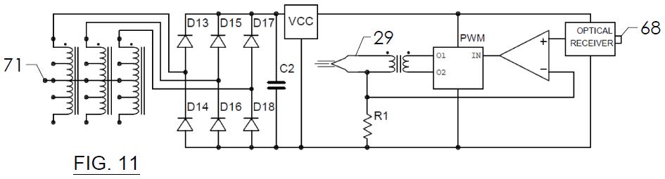 FIG. 11 - Schematic Diagram Emitter
