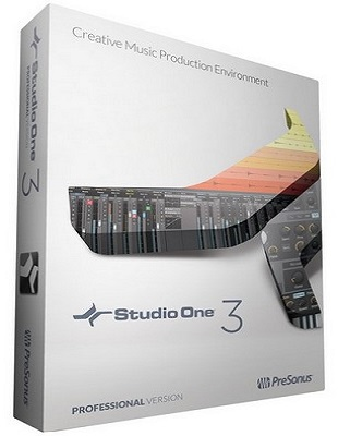 PreSonus Studio One Pro 3.5.2.44603 porter box cover