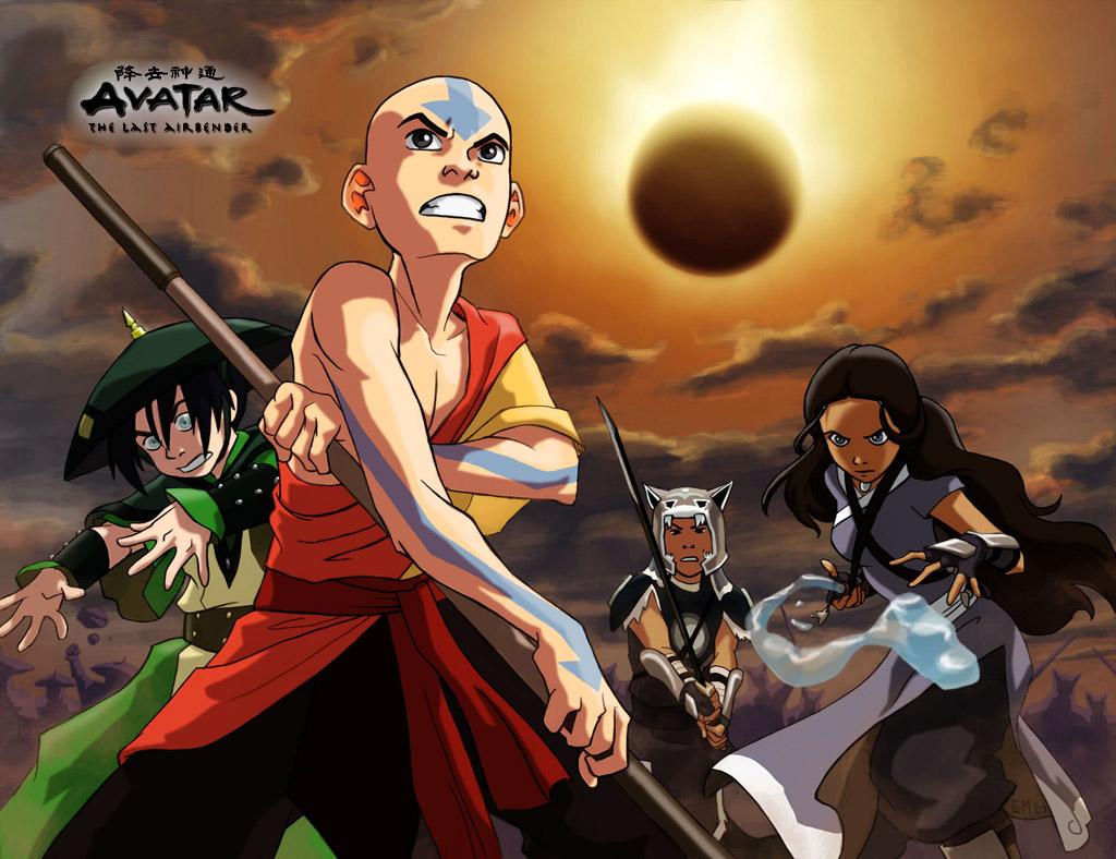 Avatar la leyenda de aang parte 2