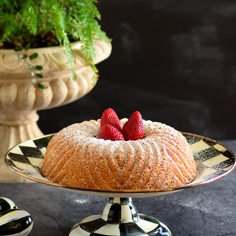 Lemon Brunch Cake