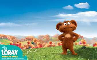 #4 The Lorax Wallpaper