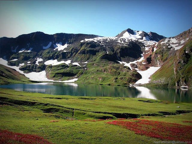 Kashmir, Valley