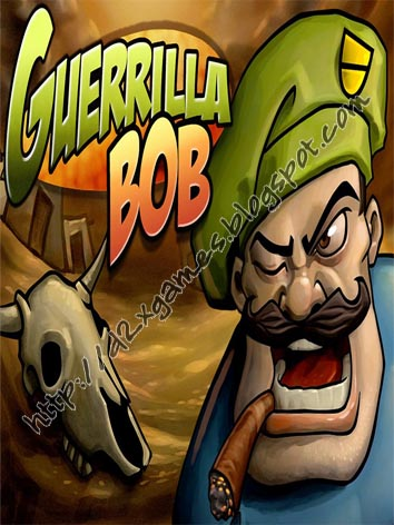 Free Download Games - Guerrilla Bob