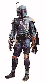 Boba Fett Bounty Hunter
