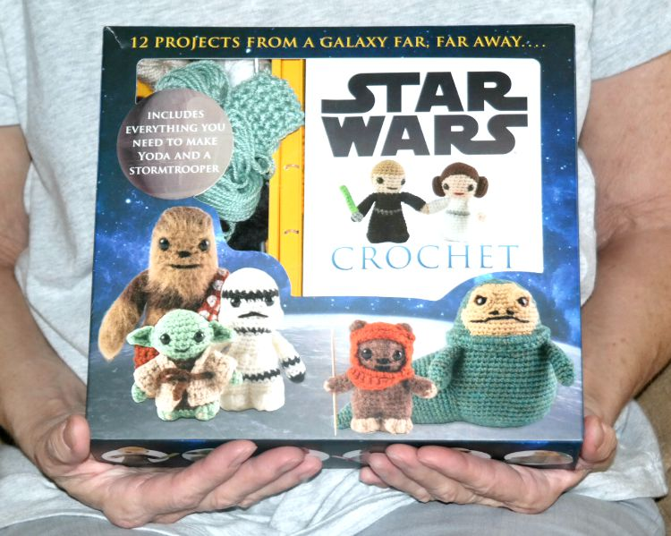 Passionate About Crafting Disney And Star Wars Crochet Kits From