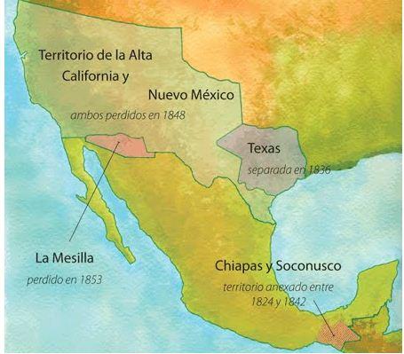 México necesitó 150 años para ser una Federación