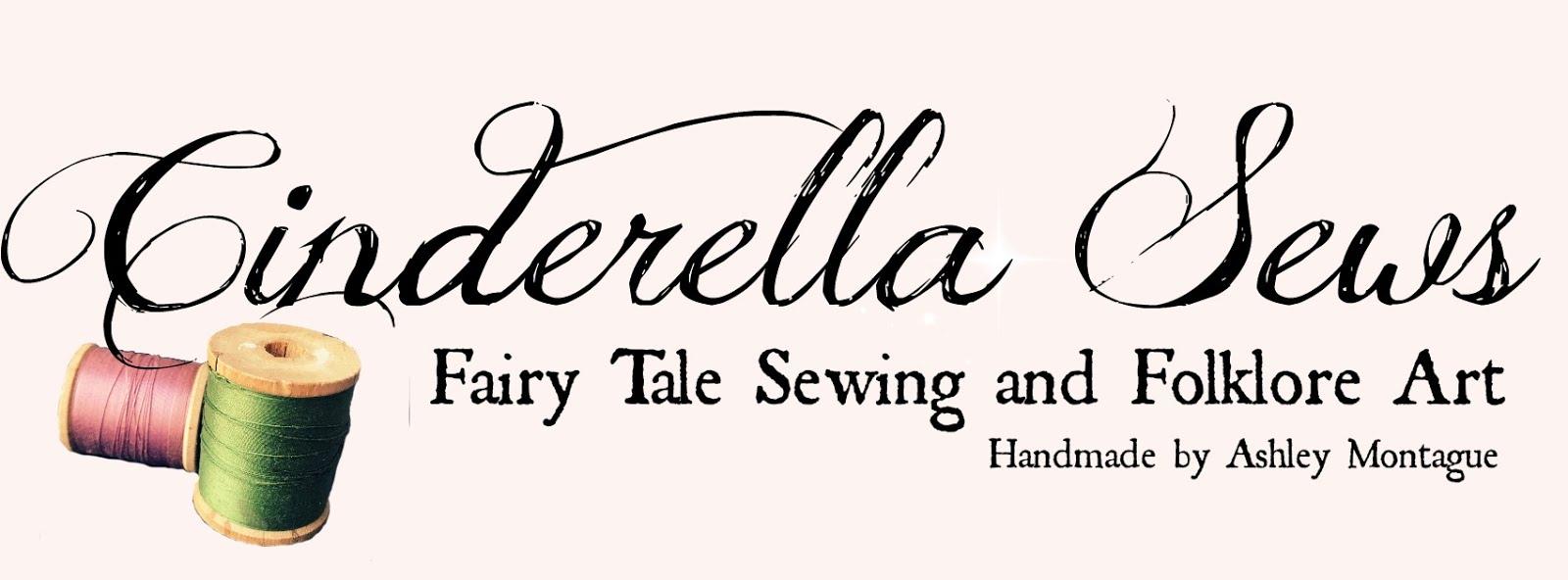 Cinderella Sews