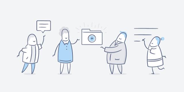 Dropbox anuncia la función de equipo para usuarios de cuentas básicas y Pro