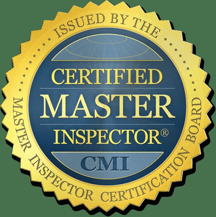 Certified Master Inspector