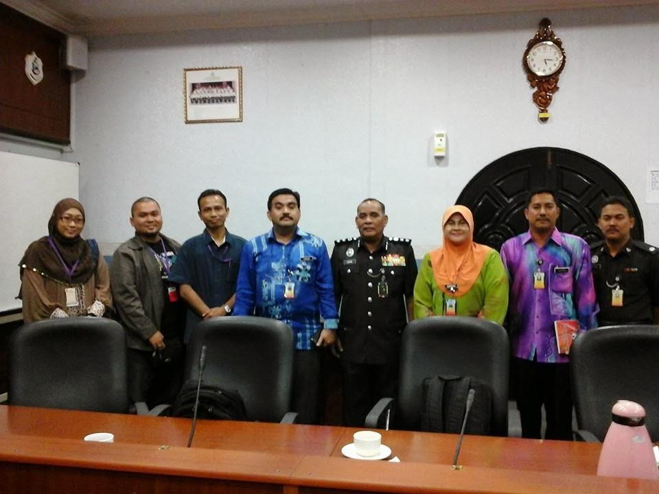 Musyawarah berkenaan Konsep Penjara Sejahtera, Jabatan Penjara Malaysia, Blogger Malaysia