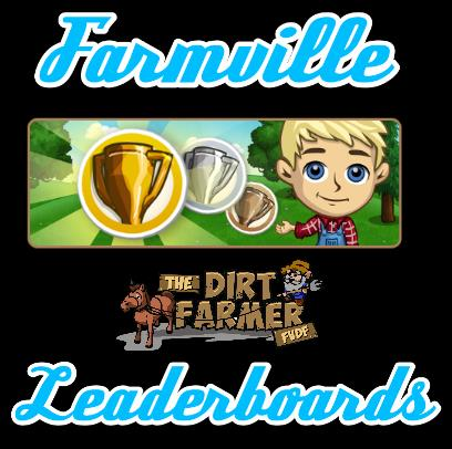 Farmville Leaderboards by The Dirt Farmer