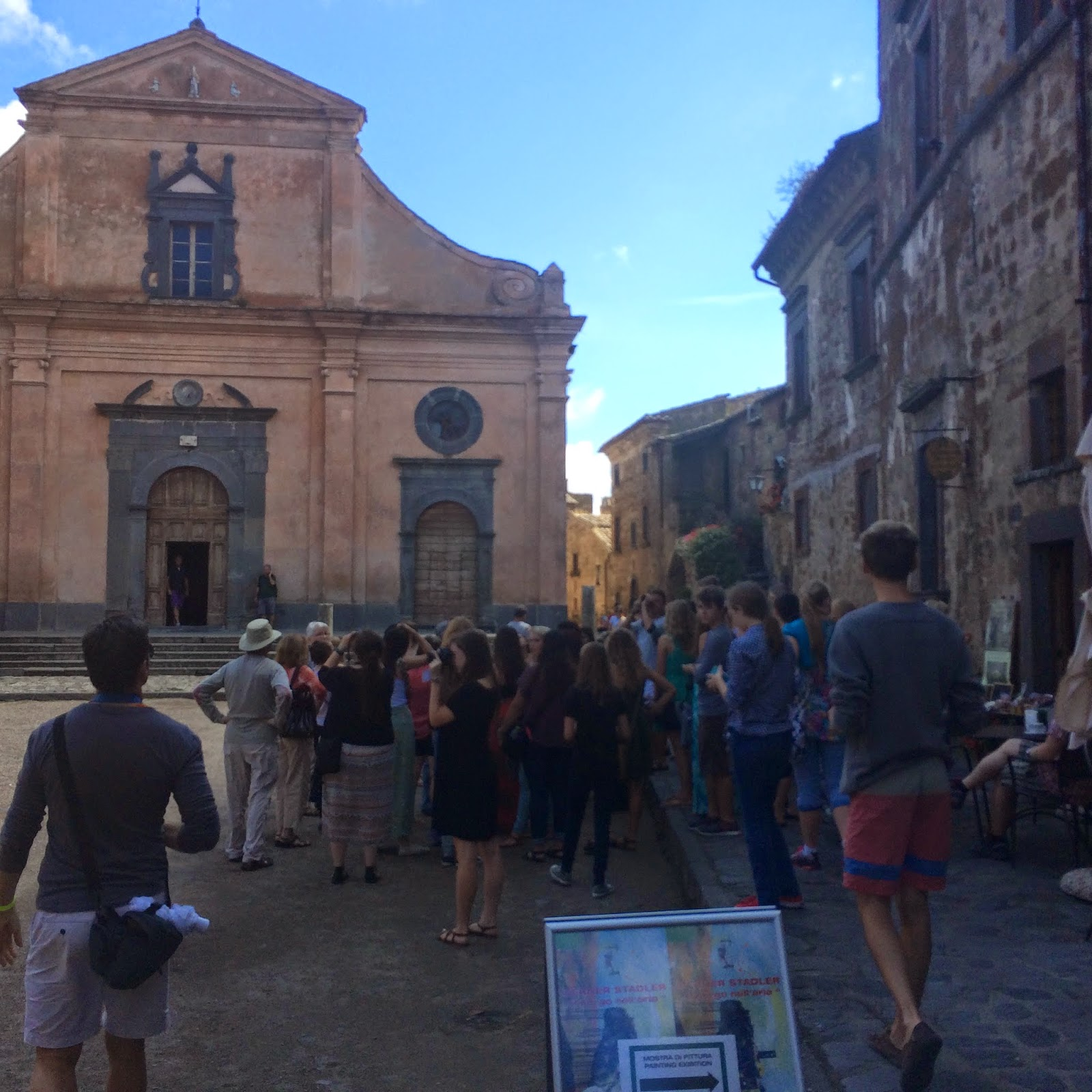 Elaine Capella's Page - Institute for Study Abroad ...