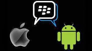 BlackBerry pause the arival  of BBM to iPhone and Android,
