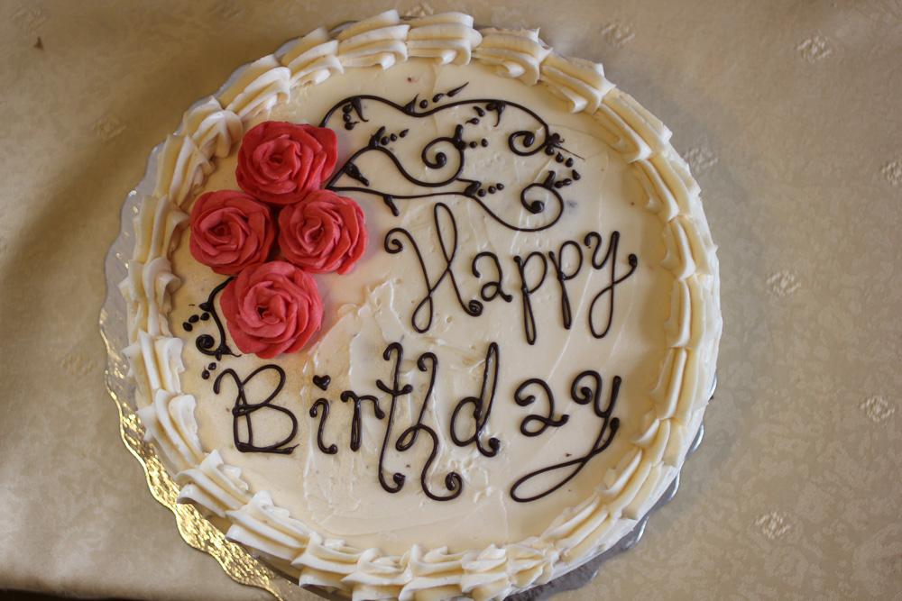 Sweet Freedom Cake Decorating Birthday Cake Buttercream Roses