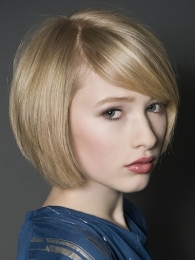 Bangs Hairstyles for Teen