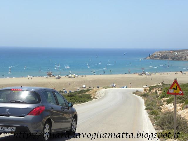 rodi....l'isola greca che sfiora la turchia....terza parte