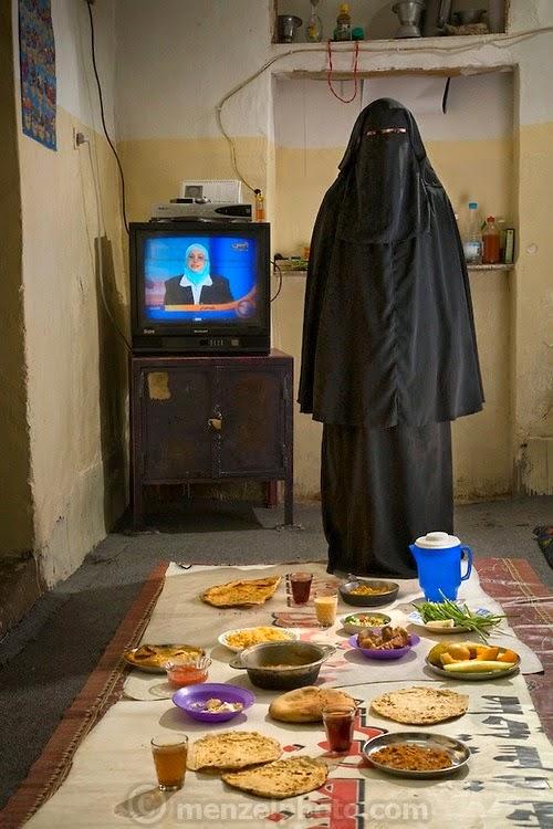 comidas alrededor del mundo ama de casa en Yemen
