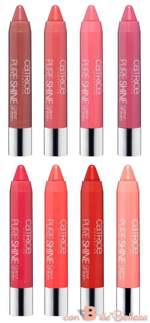 Colour lip balm Catrice