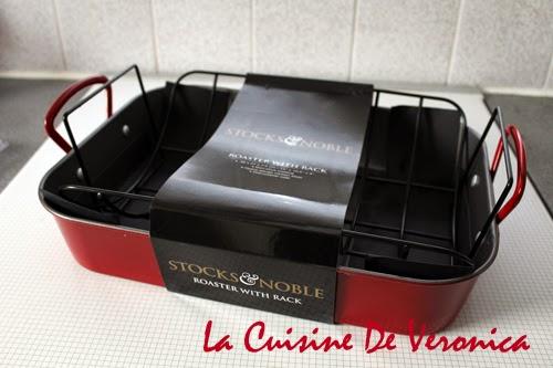 La Cuisine De Veronica V型烤架