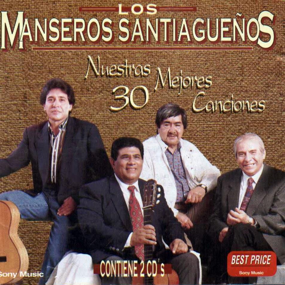 Los Manseros Santiagueños - Grandes Exitos (1996)
