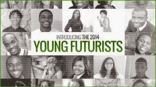 Member of The Root 2014 Young Futurists