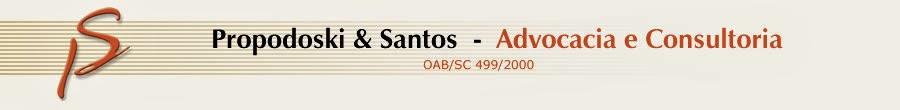 Propodoski e Santos - Advocacia e Consultoria