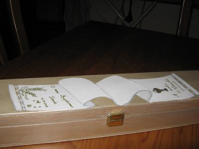 caixa 1ª comunhão