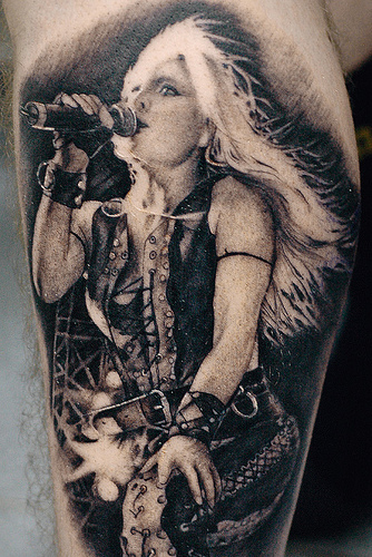 Shakira Tattoo 2012jpg