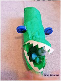 DIY Gra krokodyl…