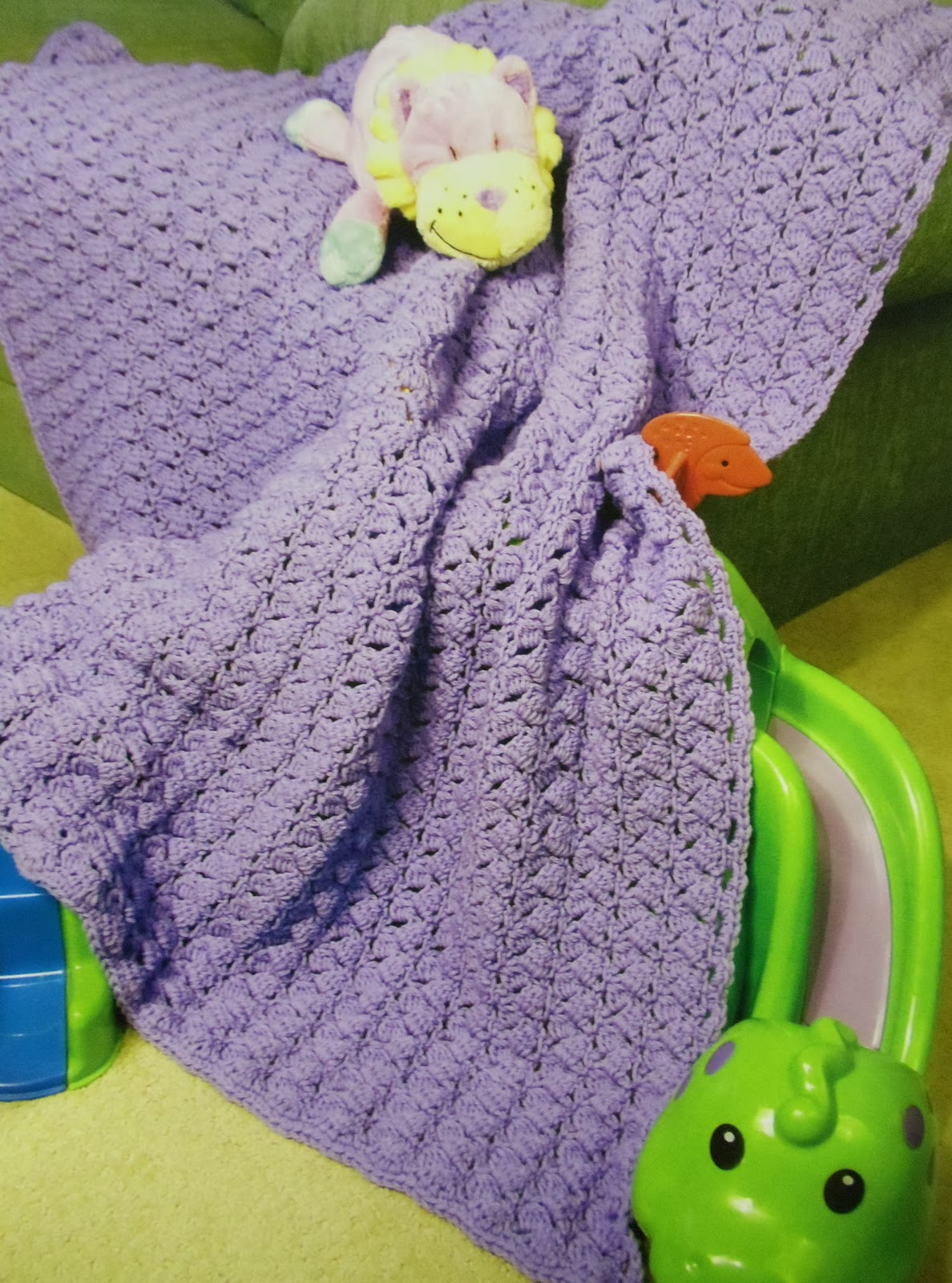 Everyday Life at Leisure: Crochet Baby Afghan Patterns for ...