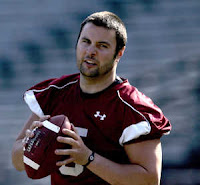 South Carolina suspends quarterback Stephen Garcia indefinetly. (UPDATED)